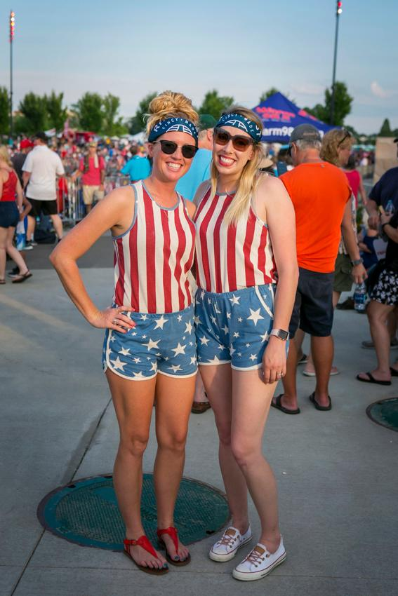 Meredith McCullough and Megan Call / Image: Mike Bresnen Photography // Published: 7.5.18