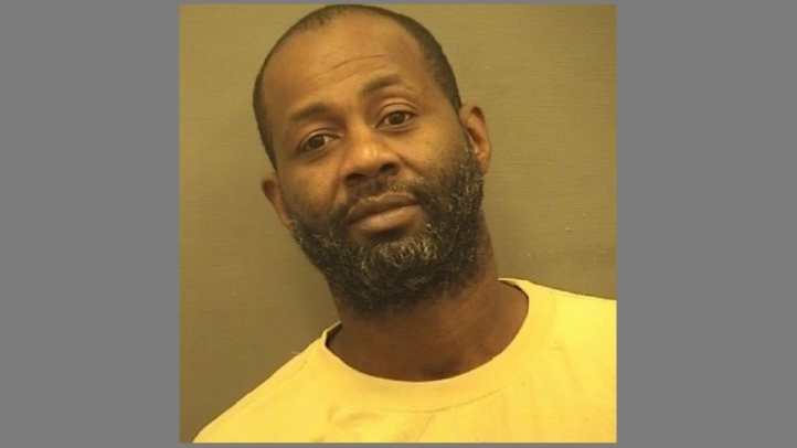 Lamont Sellers, 46, was arrested for a bank robbery at a Wells Fargo branch in Alexandria, Virginia in Dec. 2016. (Alexandria Police)