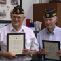 Brothers awarded for over 130 years of service