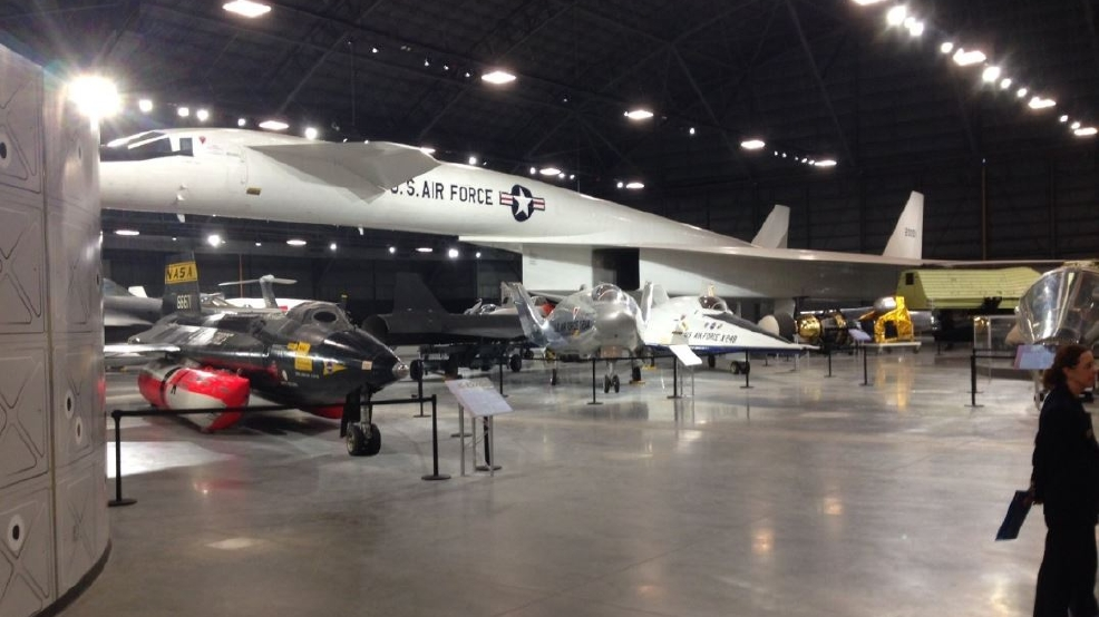 Air force museum in the running for best free museum in for Best museums in america