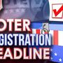 Last day to register to vote for West Virginia primary, April 17, nears