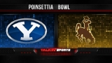 BYU to face Wyoming in Poinsettia Bowl