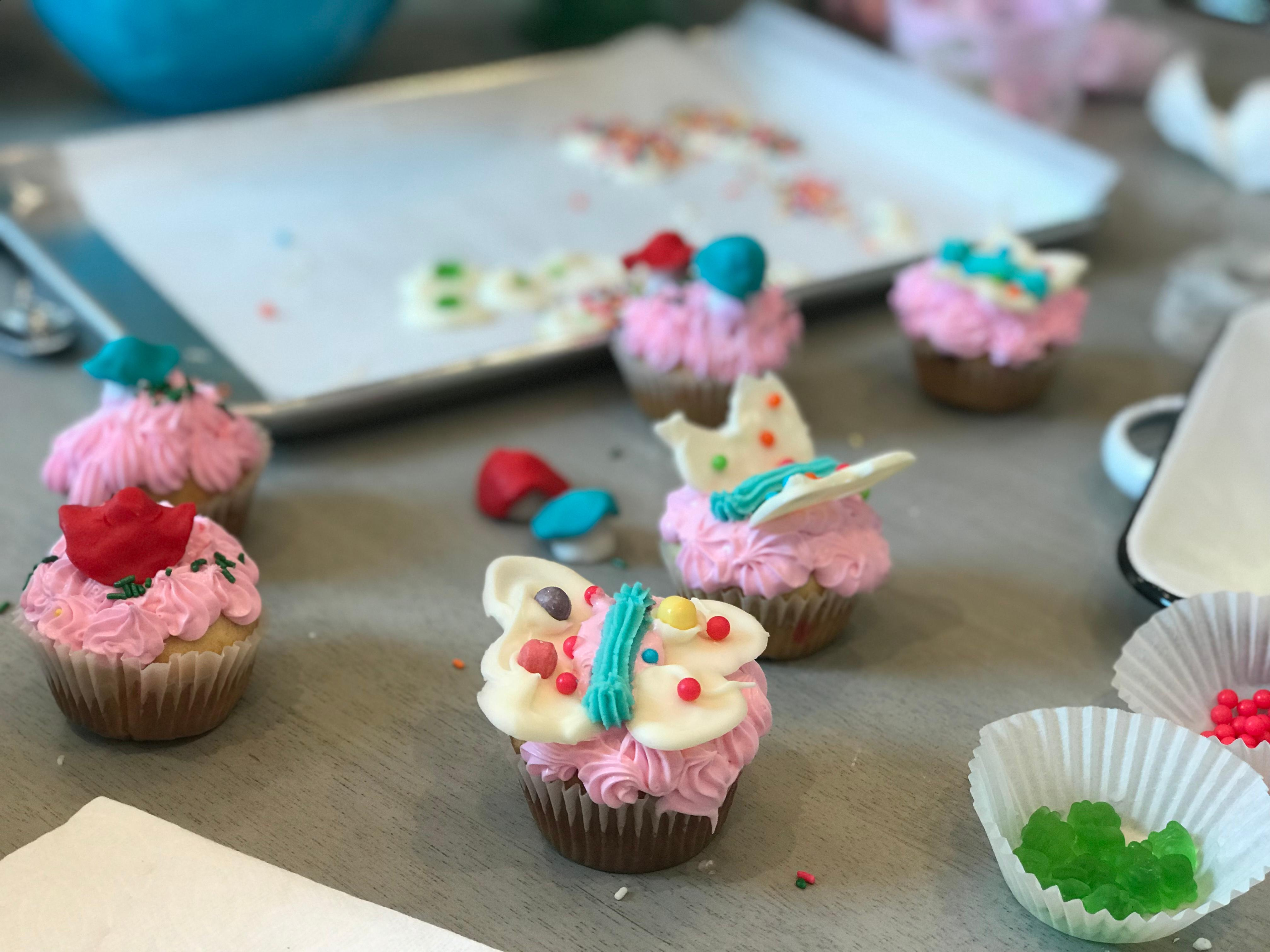 True Life: My Toddler is Better at Baking Than Me. (Image: Kate Neidigh / Seattle Refined){ }