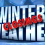 Cold Weather Closures