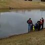 Lawrenceburg firefighters save man, woman who plunged into pond after domestic dispute