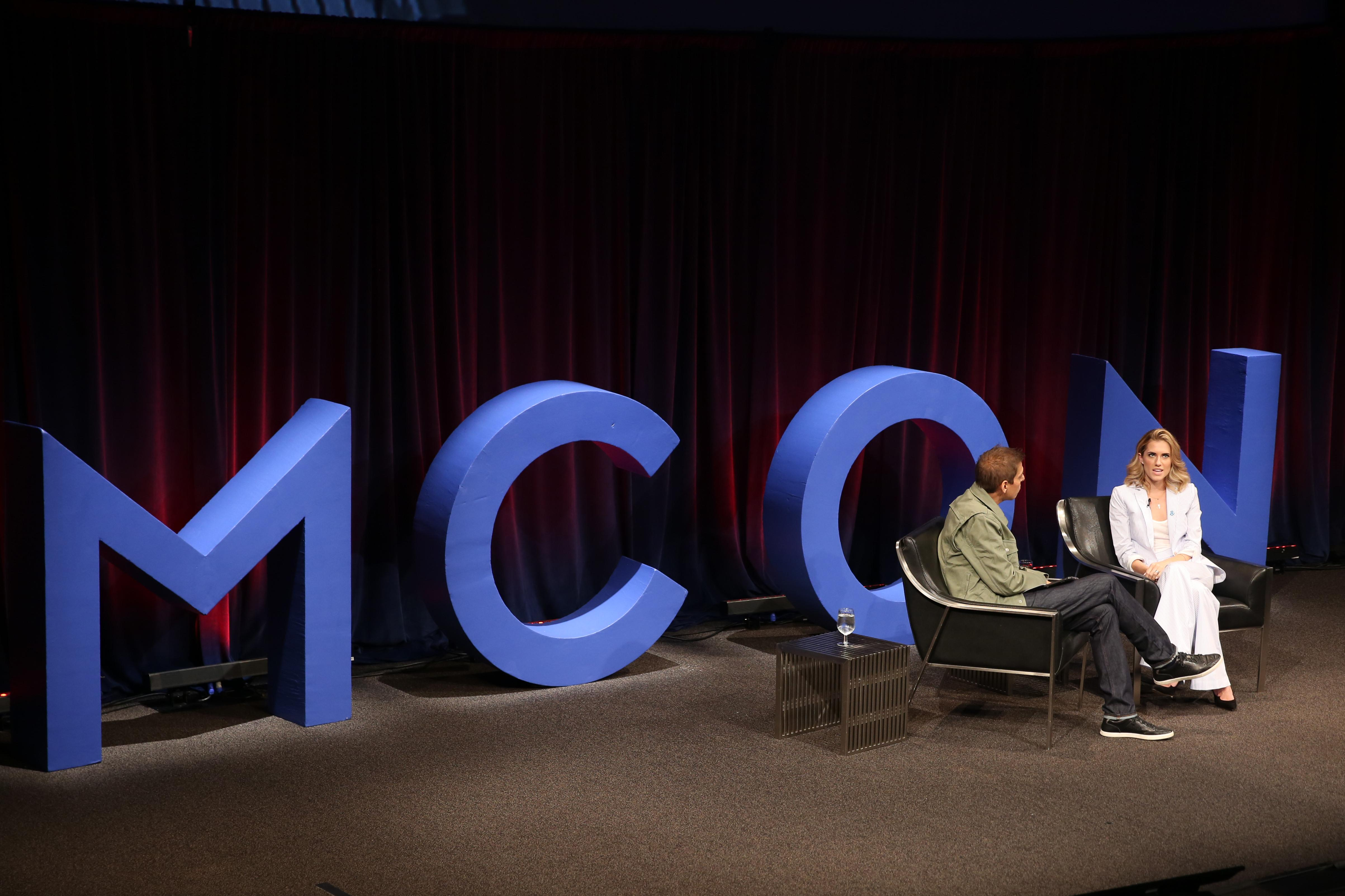 "Allison Williams of ""Girls"" and ""Get Out"" is a lot more than an actress - she proved she's an advocate for social justice while speaking at MCON on June 6. Here are the 5 most interesting things we learned.(Amanda Andrade-Rhoades/DC Refined)"