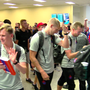 A hero's welcome awaited FC Cincinnati after win propels them into semifinals