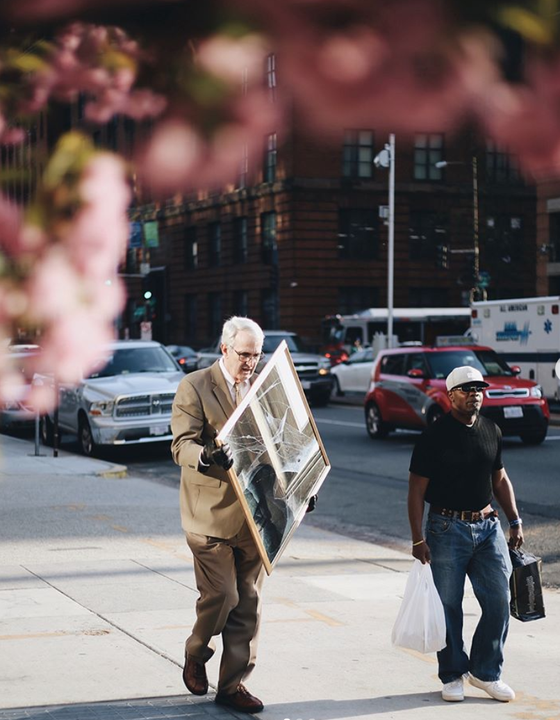 D.C.'s street photography is full of oddities and totally underrated. (Image via @agoschenone)