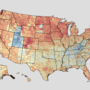 Interactive map shows obesity, alcohol rates in every county in America