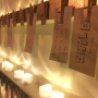 Alexandria display encourages visitors to 'Be the Light'