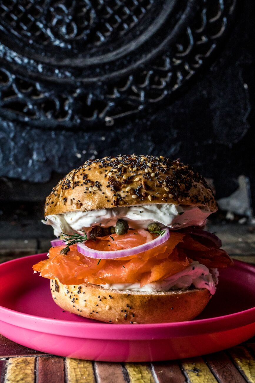 <p>Lil's Bagels (Bagel Shop and Deli) / ADDRESS: 308 Greenup St., Covington KY / PHONE: 859-412-6922 / Image: Catherine Viox // Published: 3.17.20</p>