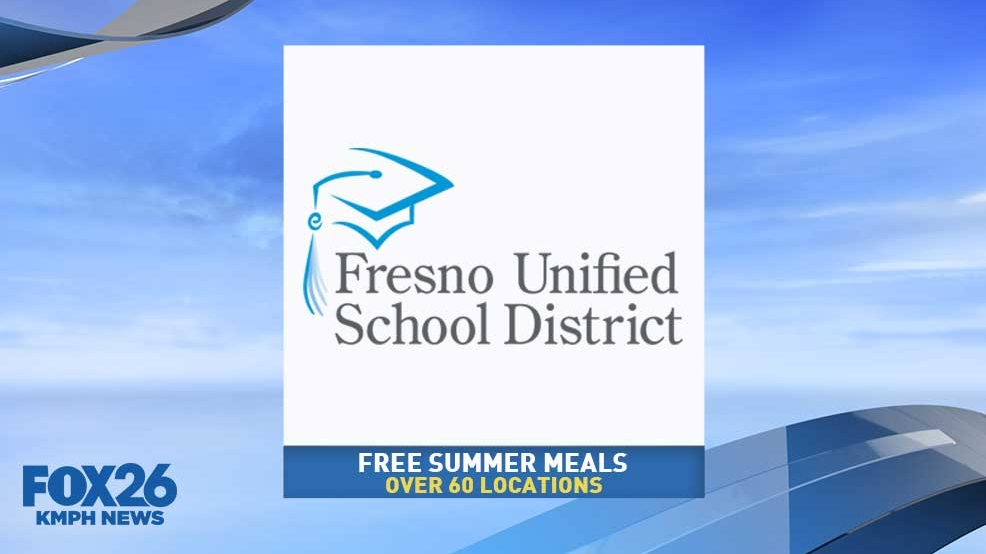 Free summer meals for kids in Fresno   KMPH