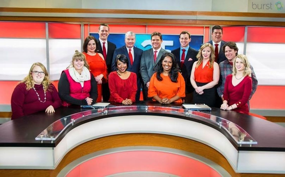 National Wear Red for Women Day: Women and men across the country are wearing red to help bring awareness to, the number one killer, heart disease.{ }(Photo: WEYI/WSMH)