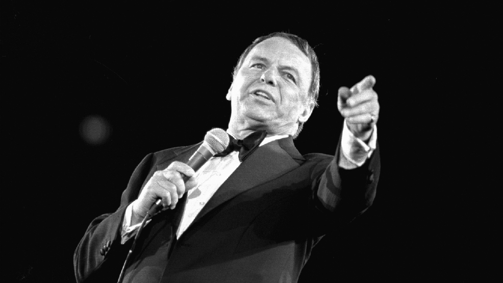 Frank Sinatra Stage Musical In The Works For 2018 Khqa