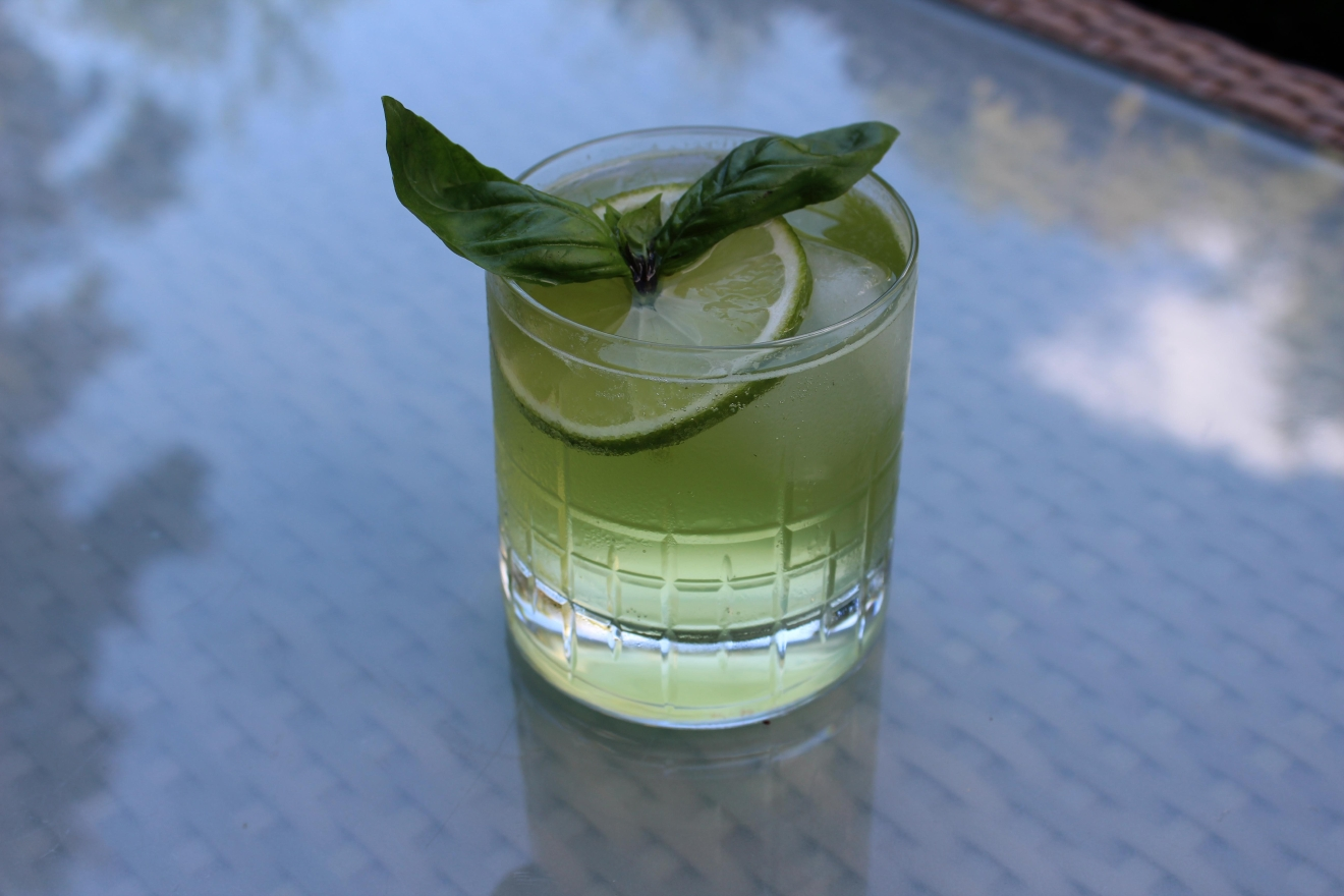 The Green Card at Rye Bar (Image: Courtesy Rye Bar)