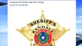 Randall County Sheriff's Office joins effort to find a job for #BradsWife