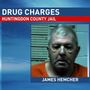 Huntingdon man accused of operating marijuana grow operation in house
