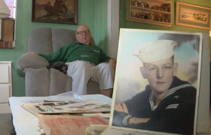 Skip Roberts is Lung's father.{&amp;nbsp;} He lives in North Myrtle Beach.{&amp;nbsp;} He said he always thought about his daughter, who he last saw in Taiwan when she was a few months old.{&amp;nbsp;} He met Lung's mother when he was on deployment there in the Navy in 1956 (Liz Cooper/WPDE)<p></p>