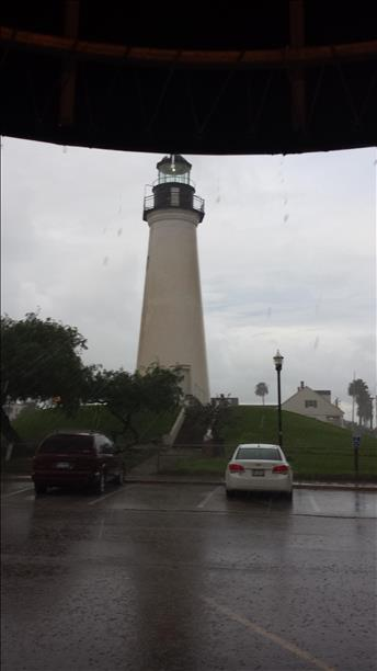 Port Isabel Rain