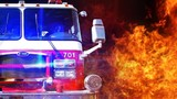 Officials: Firefighter taken to hospital after Blair County vehicle fire