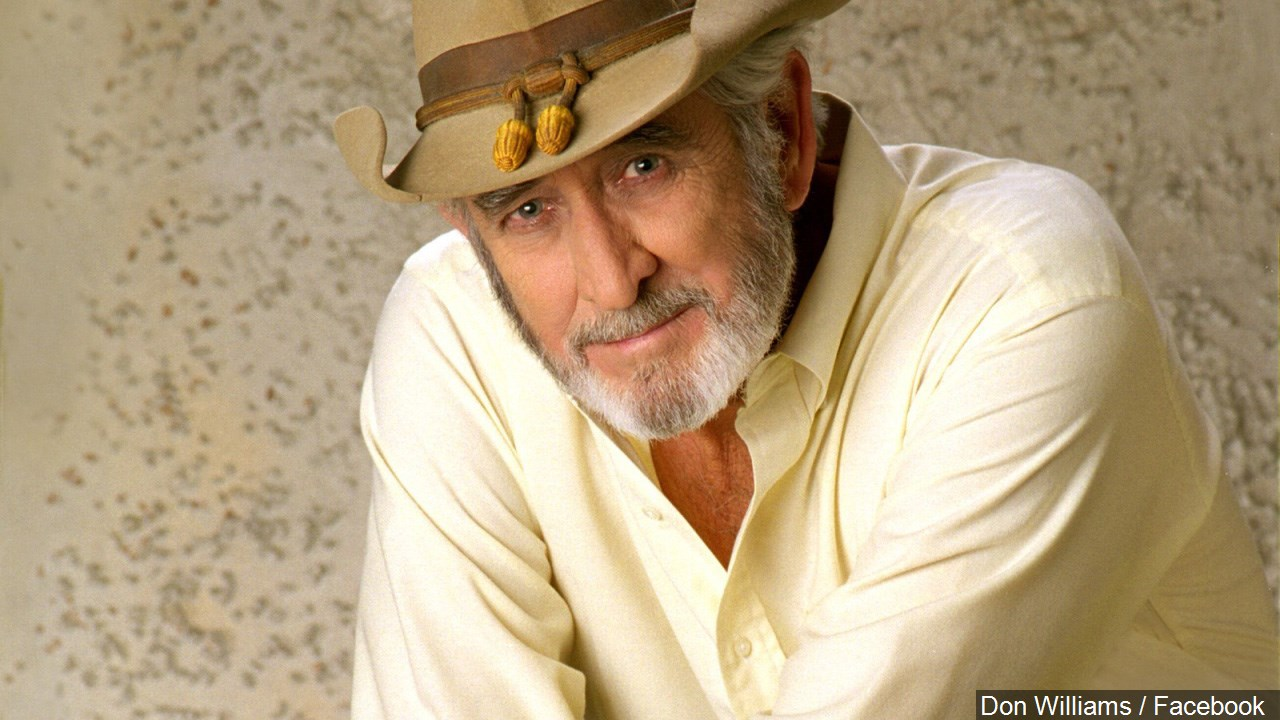 Musician Don Williams died Sept. 8, 2017. He was 78. (Don Williams/Facebook/MGN Online)<p></p>