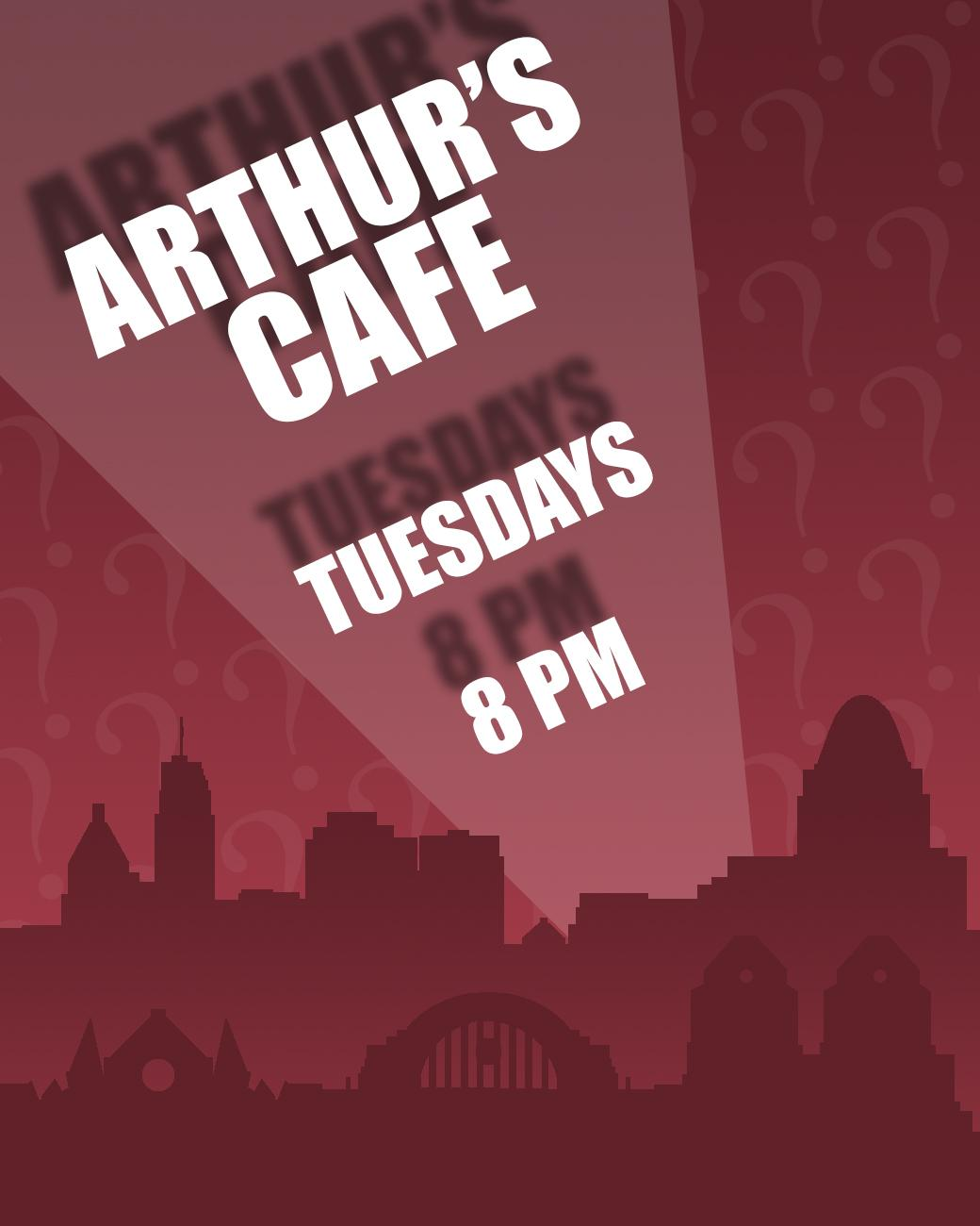 Arthur's Cafe has trivia every Tuesday starting at 8 PM. ADDRESS: 3516 Edward's Road (45208) / Image: Phil Armstrong, Cincinnati Refined // Published: 8.30.17