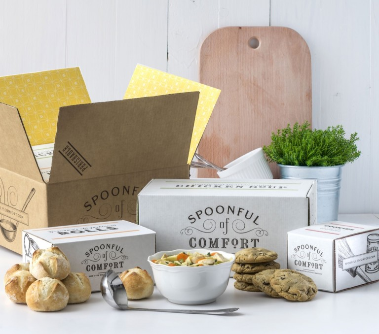 Holiday Gift Pack (Image: Courtesy Spoonful of Comfort)<br><br><br><br><br><p></p>