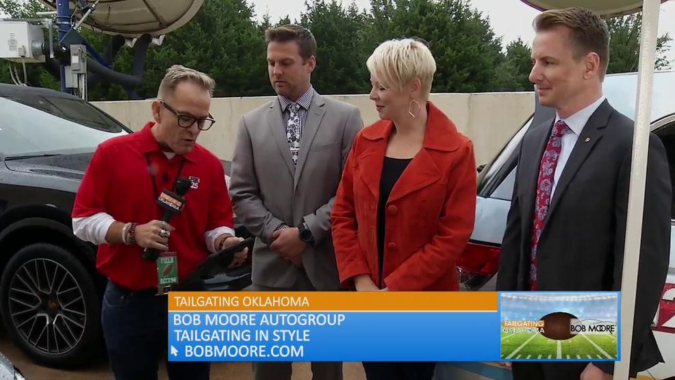 Tailgating Oklahoma Bob Moore Audi And Porsche KOKH - Bob moore audi