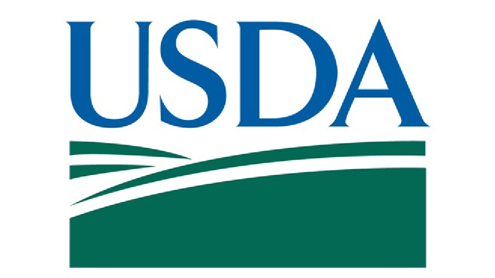 USDA logo, United States Dept. of Agriculture