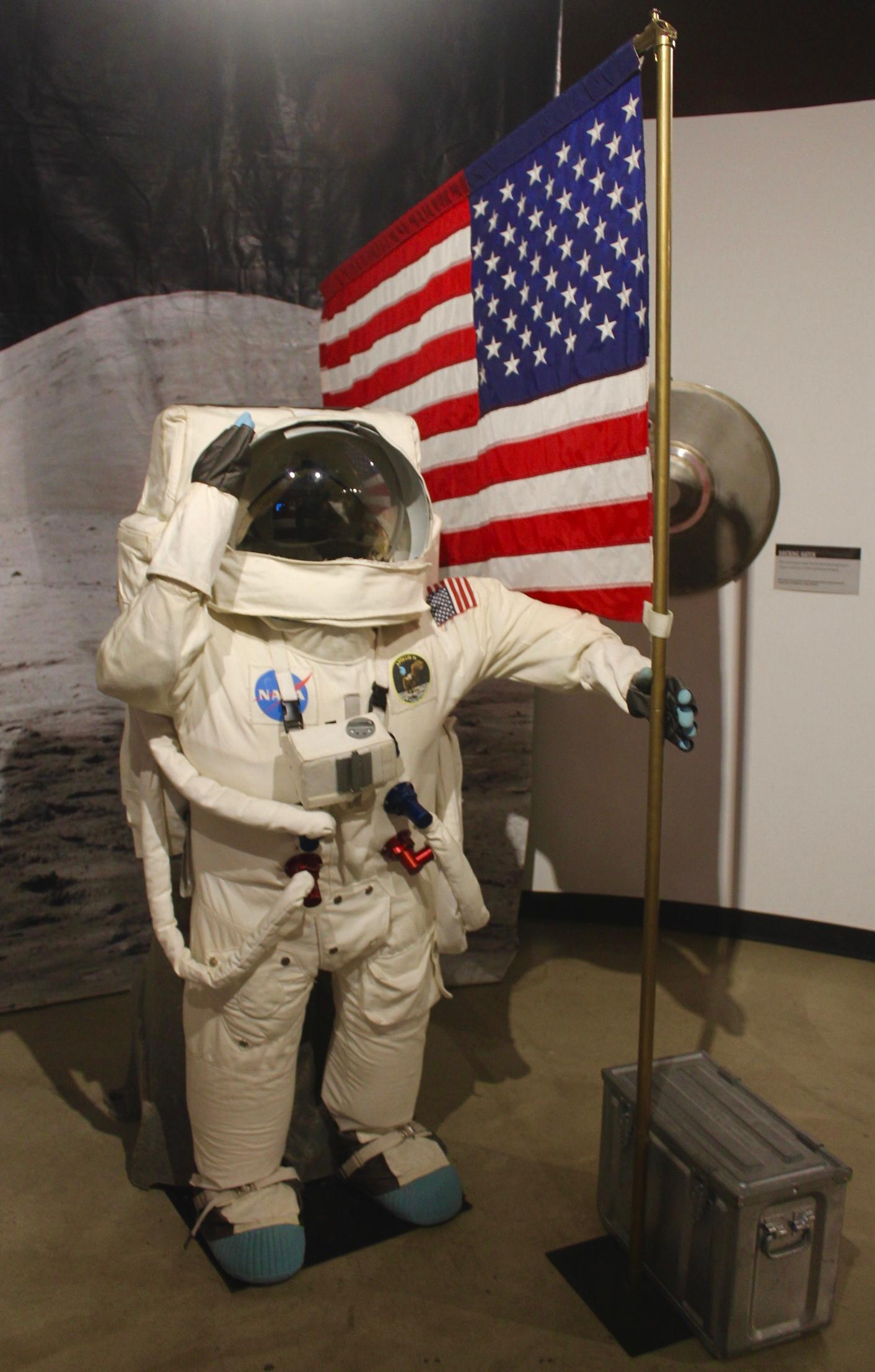 The museum features two aircrafts flown by Armstrong himself, an Apollo 11 moon rock, original Gemini and Apollo mission spacesuits, and other related artifacts and exhibits. A 56-foot dome in the center of the museum plays a short documentary and hosts a projection of the night sky. ADDRESS: 500 Apollo Dr., Wapakoneta, OH (45895). / Image: Rose Brewington // Published: 9.12.17