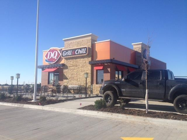 After years of planning Dairy Queen is finally opening in Moore.