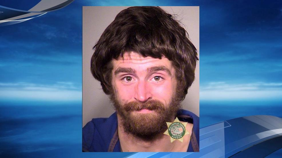 Portland man charged with threatening security officer with knife