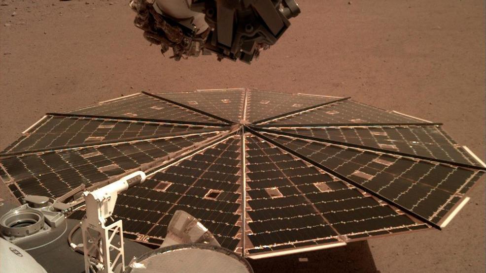 El nuevo aterrizaje de la NASA captura los primeros sonidos del viento marciano