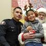 Yakima Police Officers take 20 kids on shopping spree for holiday presents