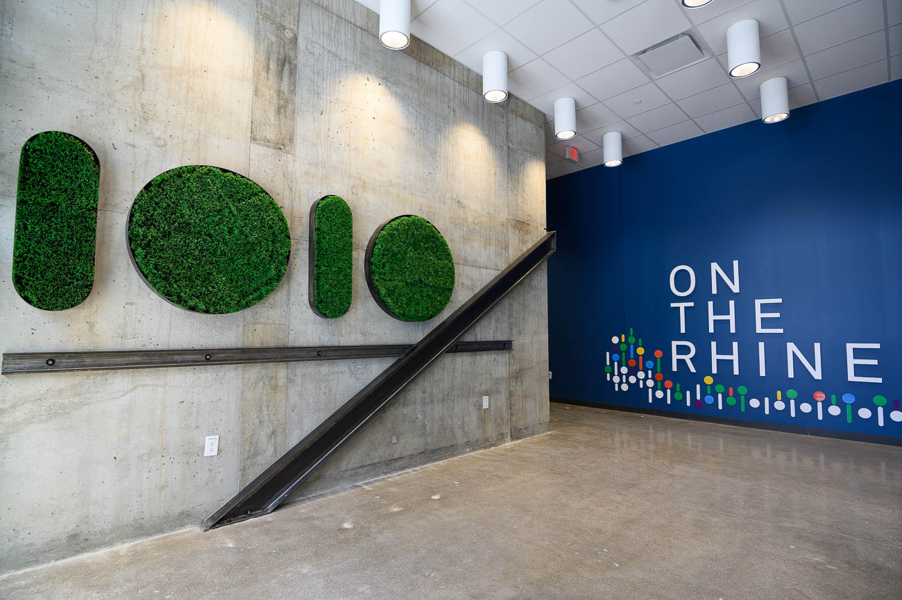 1010 On The Rhine used BLDG for branding work.{ }/ Image: Phil Armstrong, Cincinnati Refined / Published: 9.24.19
