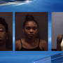 Three jailed in Hot Springs armed robbery