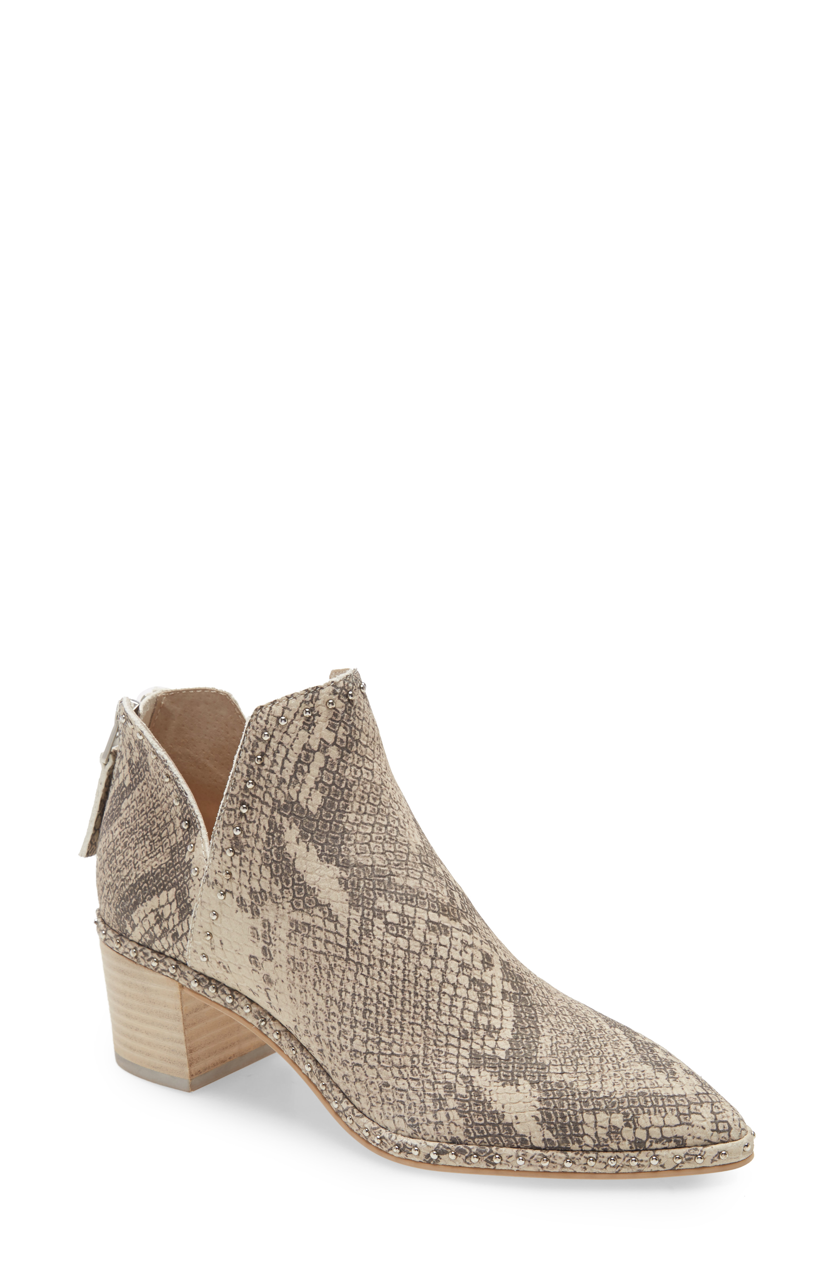 "Fall is all about that snake skin print. Check out these{&nbsp;}<a  href=""https://www.nordstrom.com/s/dolce-vita-bo-bootie-women/5588663?origin=keywordsearch-personalizedsort&breadcrumb=Home%2FAll%20Results&color=tan%2F%20black%20suede"" target=""_blank"" title=""https://www.nordstrom.com/s/dolce-vita-bo-bootie-women/5588663?origin=keywordsearch-personalizedsort&breadcrumb=Home%2FAll%20Results&color=tan%2F%20black%20suede"">Dolce Vita Footwear Bo Booties</a>: $99.90 (after sale 179.95) (Image: Nordstrom)"