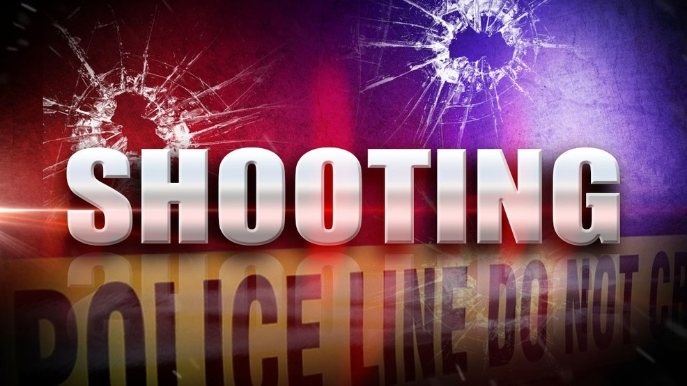 Huntington police say man charged in shooting outside