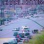 Pedestrian killed in collision with vehicle on Charleston near Decatur