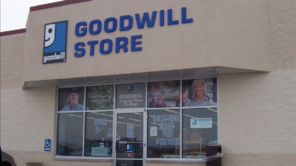 Goodwill Store (Photo Credit: Susie Plank)