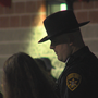 Sheriff's Office shows support of fallen deputy's family at LeRoy homecoming