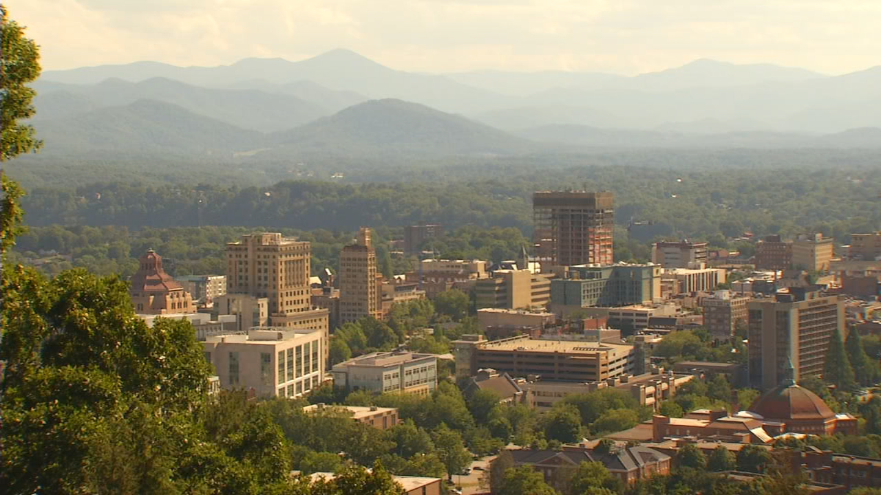 Asheville Mayor Esther Manheimer joined mayors across the country, becoming a Climate Mayor and vowing to continue working to improve climate change and clean energy efforts despite President Donald Trump's decision to back out of the Paris Agreement. (Photo credit: WLOS staff)