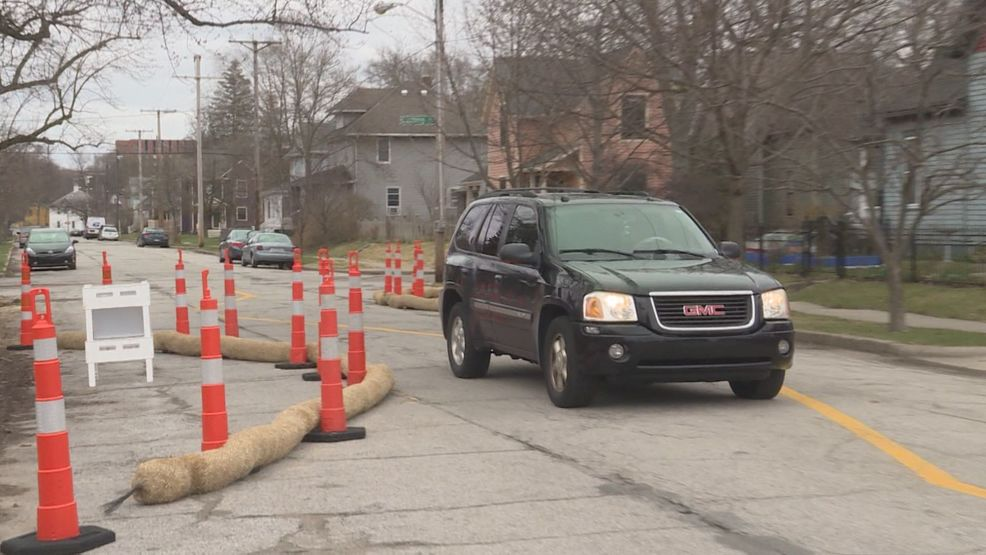 South Bend to test street changes that curb speeding in