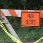 Popular Battle Creek path shut down after suspected bee infestation