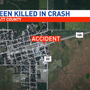 Teen dies after crash in Piatt County