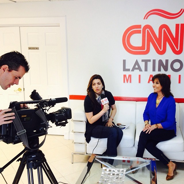 KUNS Anchor Paula Lamas's harrowing and heartfelt story of leaving her home country of Venezuela and creating a life in the United States. Thanks to her pluck, persistence and hard work, Lamas has become an respected producer, reporter and anchor.<p></p>