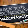 West Virginia Department of Education sets new immunization, medical exam requirements