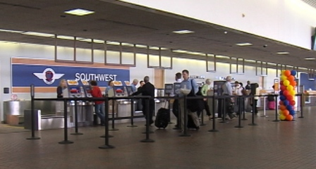 Charleston International Airport (File Photo)