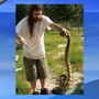 Venomous snakes interfere with Chesterfield County murder investigation
