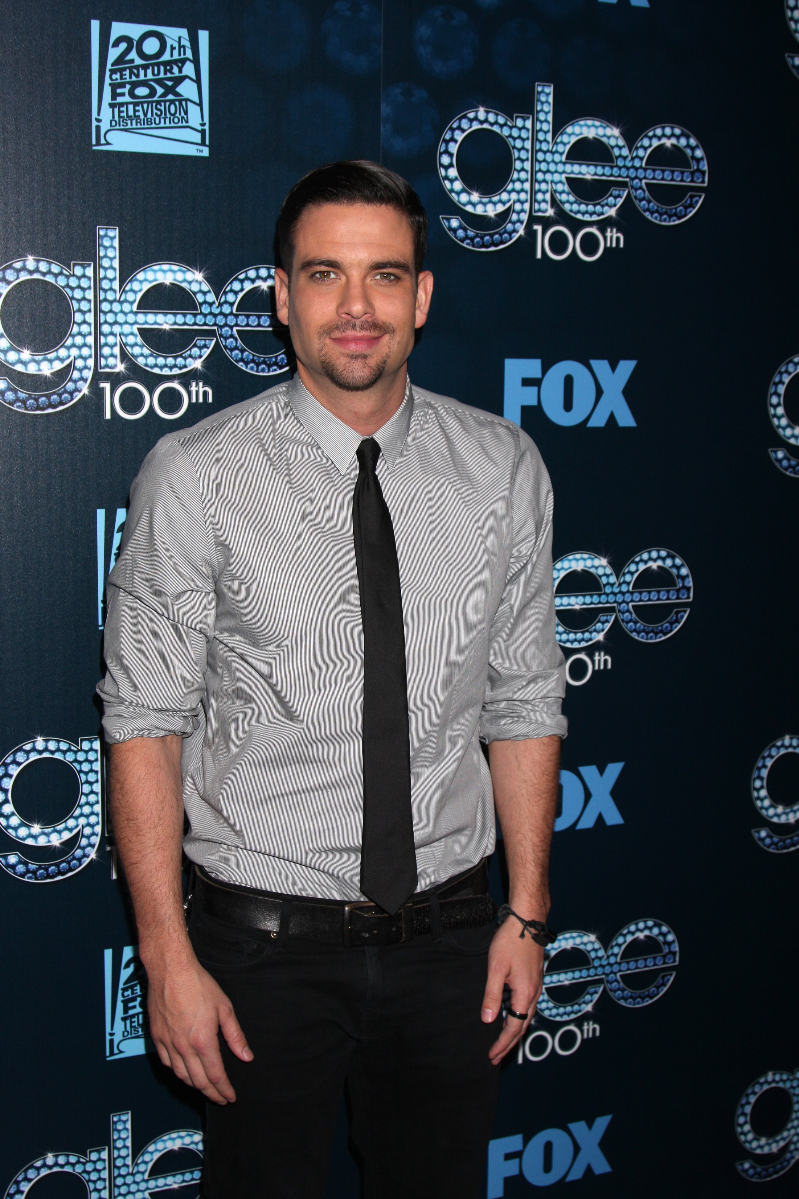 GLEE 100th Episode Party                                    Featuring: Mark Salling                  Where: West Hollywood, California, United States                  When: 19 Mar 2014                  Credit: Nikki Nelson/WENN.com